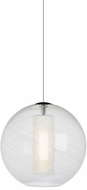 Tech MINI-PALESTRA-PENDANT Palestra Modern Halogen Mini Pendant Light Fixture