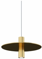 Tech MINI-PONTE-PENDANT Ponte Contemporary LED Mini Hanging Pendant Lighting