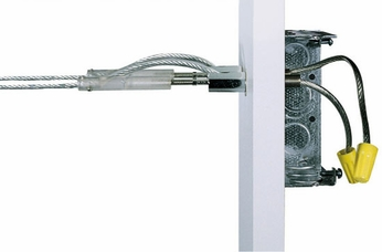 Tech PWRFDTB Power Feed Turnbuckle for Cable Lighting Systems
