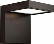 Tech TAAG-10-WALL-BRONZE Taag Modern Bronze LED Outdoor 10.2  Wall Sconce Lighting