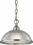 Thomas 7661PS-20 Liberty Park Brushed Nickel Mini Drop Lighting Fixture
