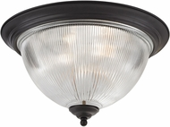 Thomas 7693FM-10 Liberty Park Oil Rubbed Bronze Overhead Lighting Fixture