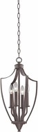 Thomas 7704FY-10 Foyer Oil Rubbed Bronze Foyer Lighting
