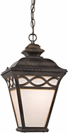 Thomas 8561EH/70 Mendham Traditional Hazelnut Bronze Exterior Hanging Lamp