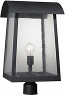 Thomas 8721EP-65 Prince Street Matte Black Exterior Lamp Post Light