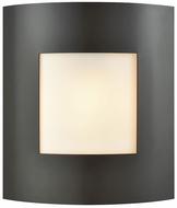 Thomas CE930171 Bella Contemporary Oil Rubbed Bronze Outdoor Wall Lighting Sconce