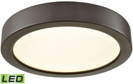 Thomas CL781031 Titan Modern Oil Rubbed Bronze LED Ceiling Light