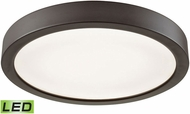 Thomas CL781131 Titan Modern Oil Rubbed Bronze LED Ceiling Lighting Fixture