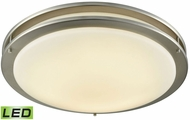 Thomas CL782032 Clarion Brushed Nickel LED Home Ceiling Lighting