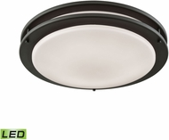 Thomas CL782041 Clarion Modern Brushed Nickel LED Ceiling Light Fixture