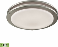 Thomas CL782042 Clarion Contemporary Oil Rubbed Bronze LED Ceiling Lighting Fixture