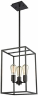 Thomas CN15831 Williamsport Modern Oil Rubbed Bronze 16  Foyer Lighting Fixture