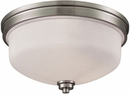 Thomas CN170332 Casual Mission Brushed Nickel Ceiling Light Fixture