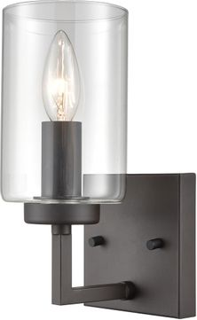 Thomas CN240171 West End Oil Rubbed Bronze Wall Lamp