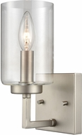 Thomas CN240172 West End Brushed Nickel Wall Lighting