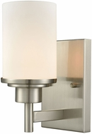 Thomas CN575172 Belmar Brushed Nickel Wall Lamp