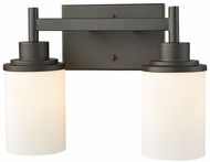 Thomas CN575211 Belmar Oil Rubbed Bronze 2-Light Bathroom Lighting