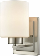 Thomas CN579172 Summit Place Brushed Nickel Sconce Lighting