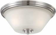 Thomas 190071217 Pittman Brushed Nickel Ceiling Lighting