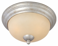Thomas Lighting SL861572 Triton Moonlight Silver Finish 6.75  Tall Ceiling Light