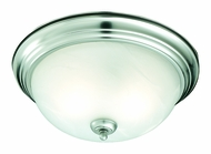 Thomas Lighting SL869178 Ceiling Essentials Brushed Nickel Finish 5.5  Tall Overhead Lighting