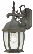 Thomas Lighting SL922863 Covington Traditional Painted Bronze Finish 8 Wide Exterior Wall Lamp