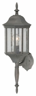 Thomas Lighting SL945163 Hawthorne Traditional Painted Bronze Finish 8 Wide Exterior Sconce Lighting