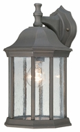 Thomas Lighting SL945263 Hawthorne Traditional Painted Bronze Finish 8 Wide Exterior Lighting Sconce