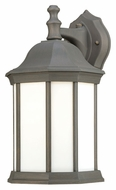 Thomas PL946263 Hawthorne Outdoor Painted Bronze Finish 14 Inch Tall Traditional Lighting Sconce