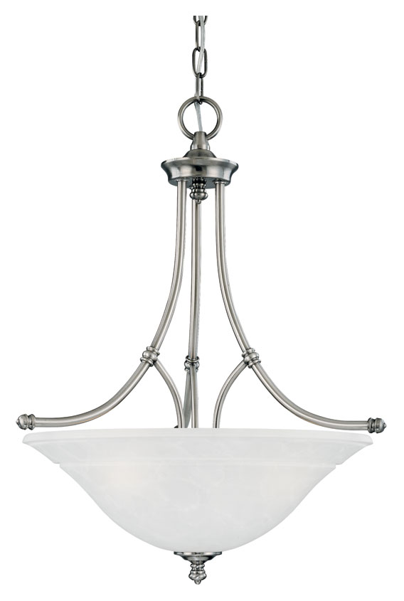Thomas sl824641 harmony 21 inch diameter transitional inverted thomas sl824641 harmony 21 inch diameter transitional inverted pendant lamp satin pewter loading zoom aloadofball Gallery
