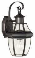 Thomas SL941363 Heritage Small Traditional Style 13 Inch Tall Outdoor Sconce Lighting