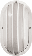 Thomas TG501174 Outdoor Essentials Modern White Outdoor Wall Mounted Lamp