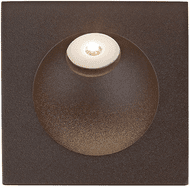 Thomas WSL6210-10-45 Zone Contemporary Matte Brown LED Step Light / Under Cabinet Light