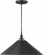 TOB by Thomas O�Brien TP1001AI Capri Contemporary Aged Iron Ceiling Light Pendant