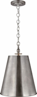 TOB by Thomas O�Brien TP1012ANL Capri Modern Antique Nickel Pendant Light