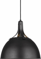 TOB by Thomas O�Brien TP1061AI Logan Modern Aged Iron 16  Hanging Light Fixture