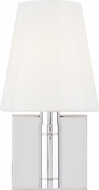 TOB by Thomas O�Brien TV1011PN Beckham Classic Polished Nickel Wall Sconce Lighting