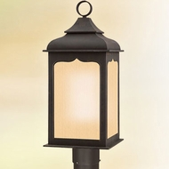 Traditional Outdoor Post Fixtures