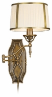 Traditional Wall Swing Arm Lamps