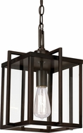 Trans Globe 10210-ROB Rubbed Oil Bronze Foyer Light Fixture