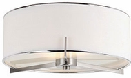 Trans Globe 1053-BN Cadance Brushed Nickel Ceiling Lighting