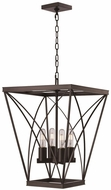 Trans Globe 11224-ROB Rubbed Oil Bronze Hanging Pendant Light