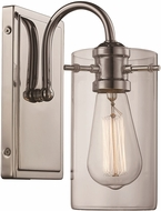 Trans Globe 21881-PC Townsend Contemporary Polished Chrome Wall Mounted Lamp