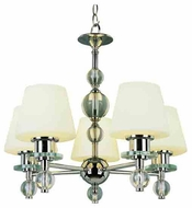 Trans Globe 3905 Modern Meets Traditional IV 5-light Style Chandelier