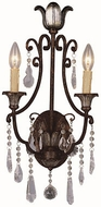 Trans Globe 3962 Traditional Antique Bronze Wall Sconce