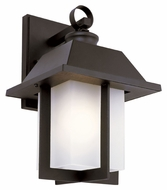 Trans Globe 40111 Transitional 11 Inch Tall Medium Outdoor Wall Light