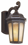 Trans Globe 40150 WB Weathered Bronze 12 Inch Tall Traditional Exterior Sconce
