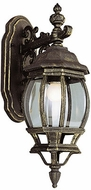 Trans Globe 4053 Francisco Traditional Exterior 7 Wall Sconce Light