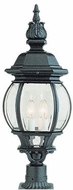 Trans Globe 4062 Parsons Traditional Exterior Post Lighting