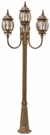 Trans Globe 4094 Parsons Traditional Outdoor Post Light Fixture